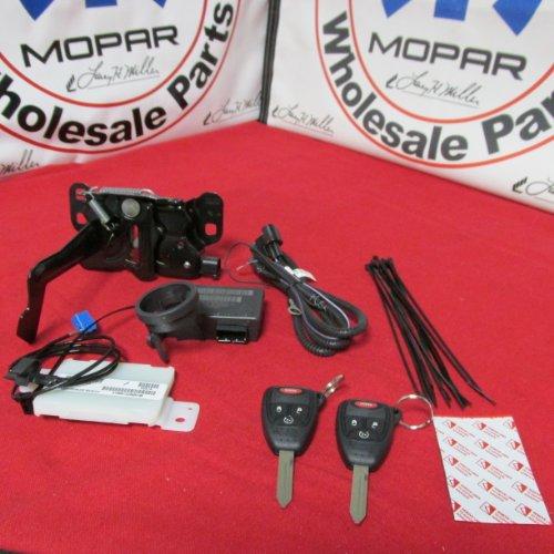 DODGE DURANGO Complete Factory Remote Start Kit NEW OEM MOPAR