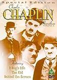 Charlie Chaplin Marathon: Volume 2 - A Dog's Life/The Kid/... [DVD]
