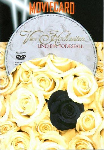 Vier Hochzeiten und ein Todesfall - Moviecard (Glückwunschkarte inkl. Original-DVD)