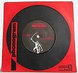 paranoid / snowblind 45 rpm single