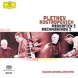 Prokofiev 3; Rachmaninov 3 [Hybrid SACD]