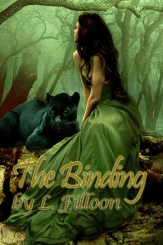 The Binding by L. Filloon ebook deal