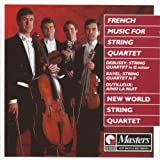 French Music for String Q't