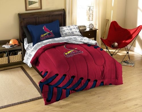 Baseball Bedding Twin 5068 front