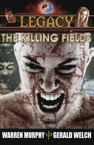 LEGACY, Book 2: The Killing Fields (Volume 2)