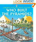 Who Built the Pyramids? (Usborne Star...