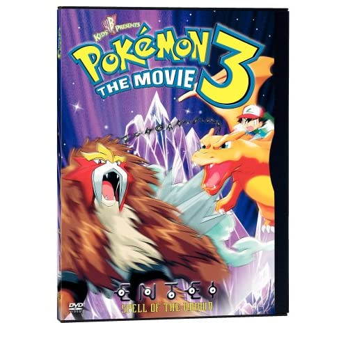 Pokemon - The Movie 3 - Spell Of The Unknown (2001) 5182TSDK16L._SS500_