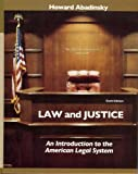 img - for Law and Justice: An Introduction to the American Legal System (6th Edition) book / textbook / text book
