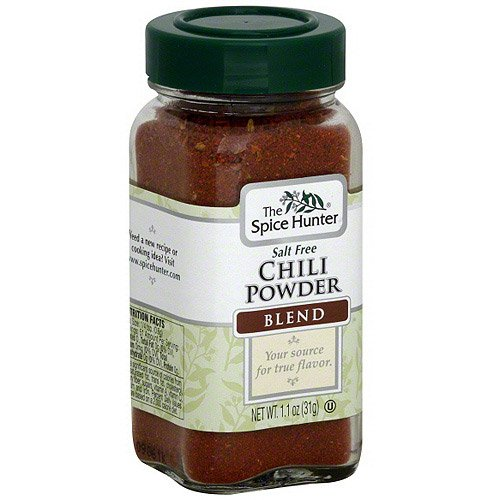Spice Hunter Chili Powder Blend 1.1 oz (Pack of 6) (Chili Spice Blend compare prices)
