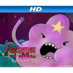 Adventure Time Season 4 [HD]
