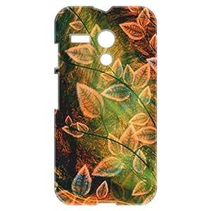 a AND b Designer Printed Mobile Back Cover / Back Case For Motorola Moto G (Moto_G_3D_2468)