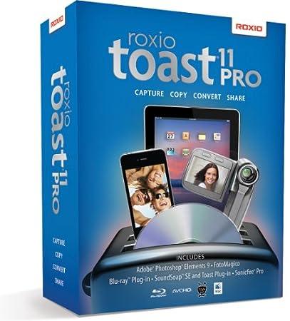 Toast 11 Titanium Pro Mac