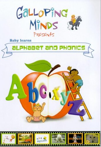 Baby Learns Alphabet And Phonics [2005] [DVD] [2003]