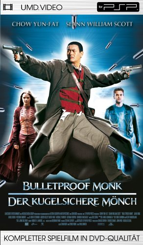 Bulletproof Monk - Der kugelsichere Mönch [UMD Universal Media Disc]