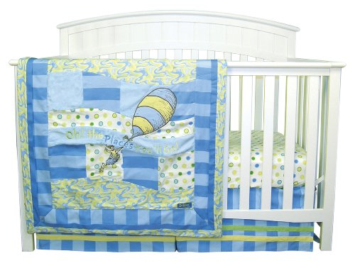 10 Piece Crib Bedding Sets For Boys