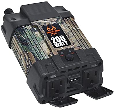 Realtree Xtra (10012) 200W Dual Inverter