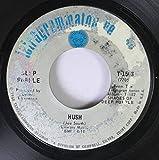 DEEP PURPLE 45 RPM HUSH / ONE MORE RAINY DAY