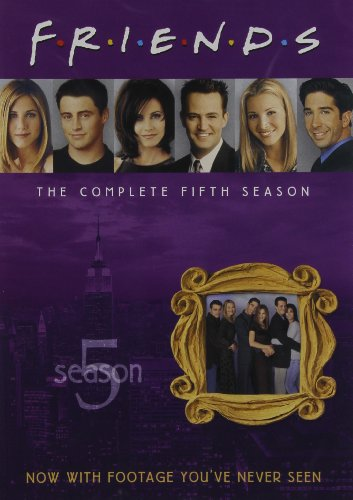 Friends: The Complete Fifth and Sixth Seasons (Friends Complete Box Set compare prices)