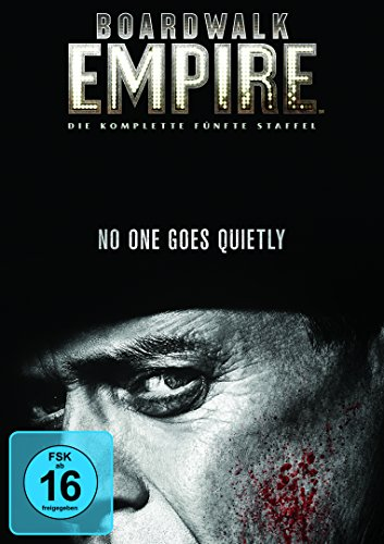 Boardwalk Empire - Die komplette fünfte Staffel [3 DVDs]