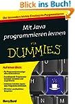Mit Java programmieren lernen f�r Dum...