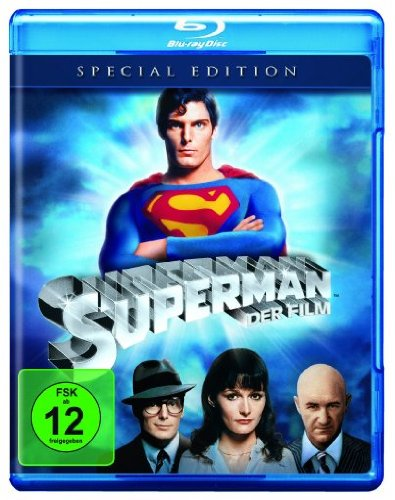 Superman - Der Film [Special Edition] [Blu-ray]