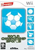 World Championship Sports (Wii) [Nintendo Wii] - Game