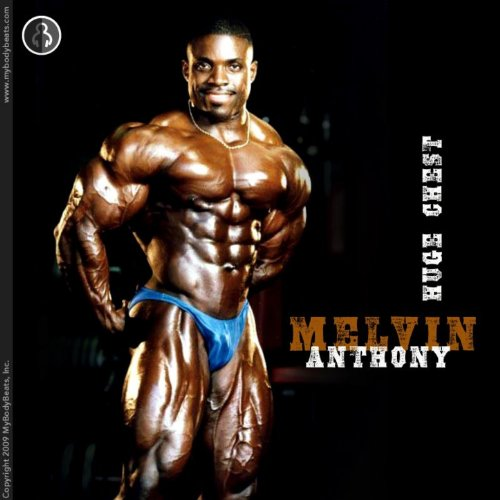 Huge Chest With Melvin Anthony