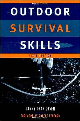 Outdoor survival skills olsen pdf