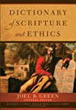 img - for Dictionary of Scripture and Ethics book / textbook / text book