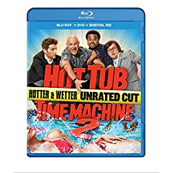 Hot Tub Time Machine 2 [Blu-ray]