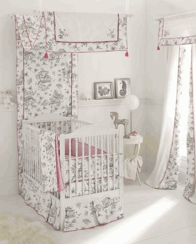 Whistle And Wink China Doll Crib Bedding Set front-959236
