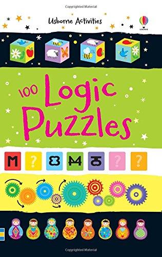 Logic Puzzles (Usborne Puzzle Book)