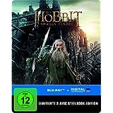 Der Hobbit: Smaugs Einöde Steelbook [Blu-ray]
