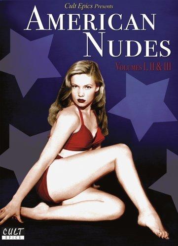 American Nudes: Volumes I, II & III by Cult Epics