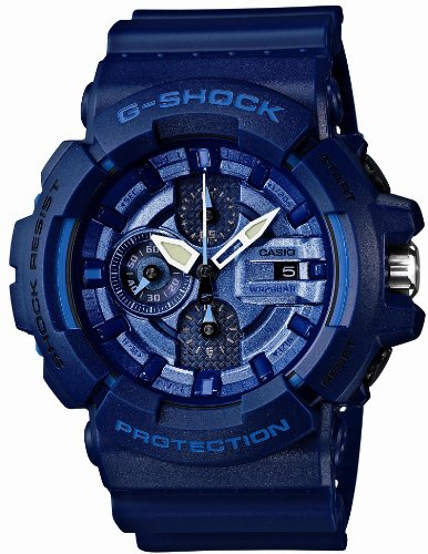 [Casio] CASIO watch G-SHOCK Blue and Red Series GAC-100AC-2AJF M...