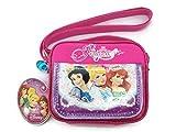 Disney Princess Shoulder Bag Sling Cross Body Bag for Kids