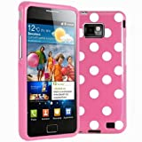 IHarbort® Baby Pink Polka Dots Gel Case For Samsung Galaxy S2 i9100