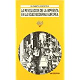 La revolución de la imprenta en la Edad Moderna europea