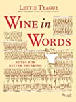 Wine in Words: Some Notes for Better...