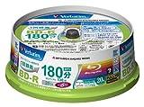 20 Verbatim Bluray Original Spindle Pack 25 GB BD-R 6x Speed Blu ray Inkjet Printable Discs