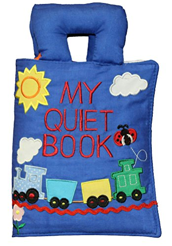 Alma's Designs My Quiet Book - 1