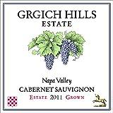 2011 Grgich Hills Estate Napa Valley Cabernet Sauvignon 750 mL