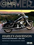 Clymer Harley Davidson Flh/flt/fxr Ev...