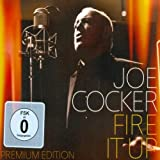 FIRE IT UP [CD+DVD] [PREMIUM EDITION] by JOE COCKER [Korean Imported] (2013)