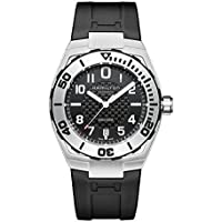 Hamilton H78615335 Khaki Navy SUB Mens Watch (Black)