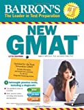img - for Barron's NEW GMAT with CD-ROM, 17th Edition (Barron's GMAT (W/CD)) book / textbook / text book