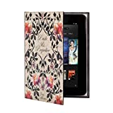 KleverCase Book Case for Amazon Kindle, Nexus, Galaxy, Nook, Hudl, Kobo and most 7 inch tablet browsers - Pride & Prejudice