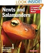 Newts and Salamanders (Barron's Complete Pet Owner's Manuals)