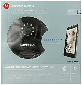 Motorola Blink1 Wi-Fi Video Camera for Remote