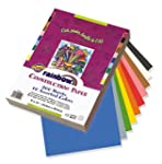 50 Multi Coloured A4+ Sheets Construc...
